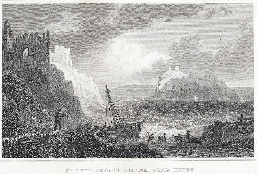 st-_catherines_island_near_tenby_-_pembrokeshire